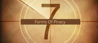 Seven forms of piracy you probably aren't considering